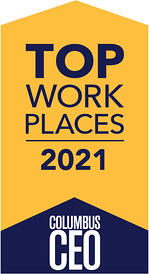 Columbus CEO Top Workplaces Award 2021